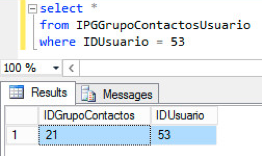 User to Group ID